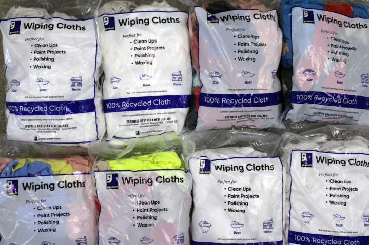 Goodwill's Wiping Cloths | Environment Friendly Cleaning Cloths